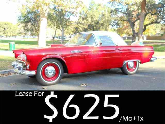 1956 Ford Thunderbird | 743485
