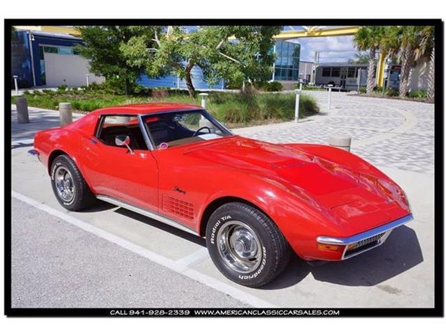 1972 Chevrolet Corvette | 743510