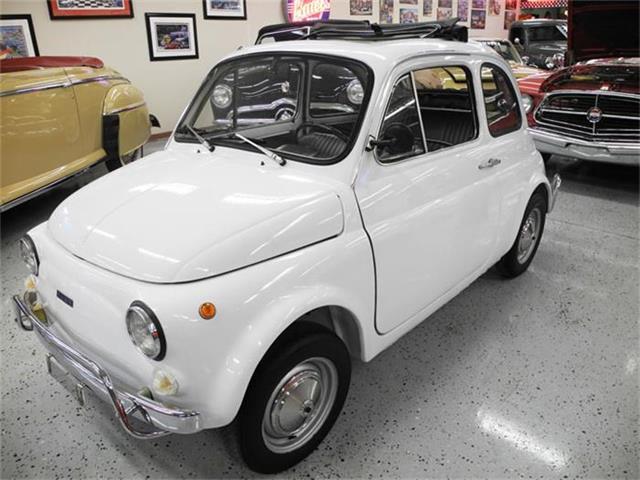 1973 Fiat 500L | 743533