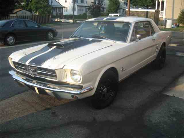 1966 Ford Mustang | 743536