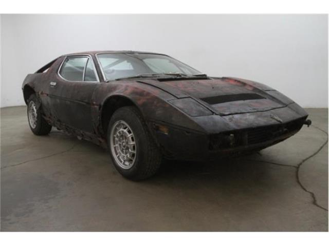 1975 Maserati Merak SS | 740357