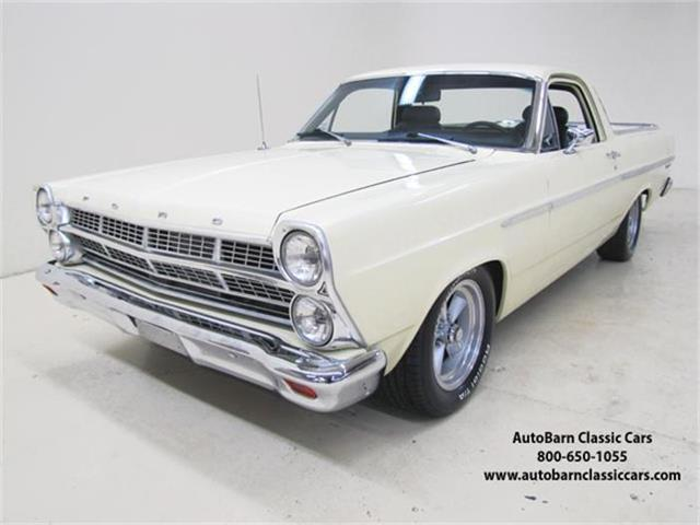 1967 Ford Fairlane 500 Ranchero | 743620