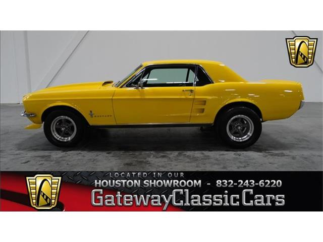 1967 Ford Mustang | 743678