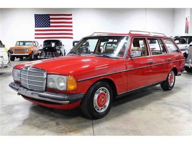 1981 Mercedes-Benz 300TD | 743687