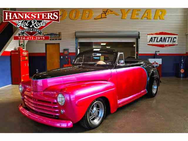 1948 Ford Convertible | 743693