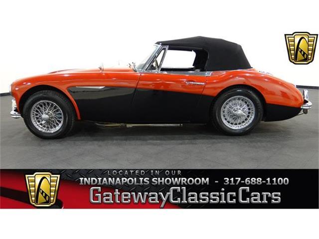 1963 Austin-Healey 3000 | 743704
