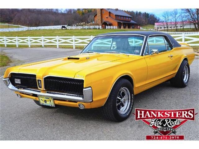 1967 Mercury Cougar | 743716