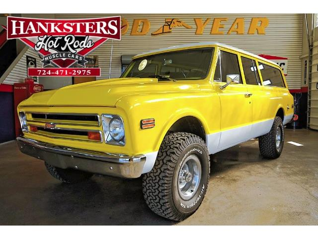 1972 Chevrolet Suburban | 743727