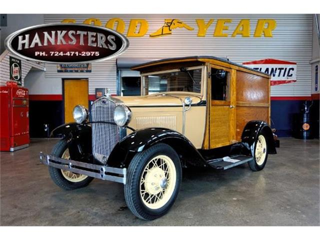 1931 Ford Model A | 743772