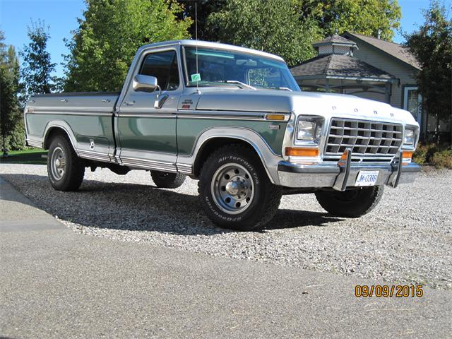 1978 Ford F250 | 743839