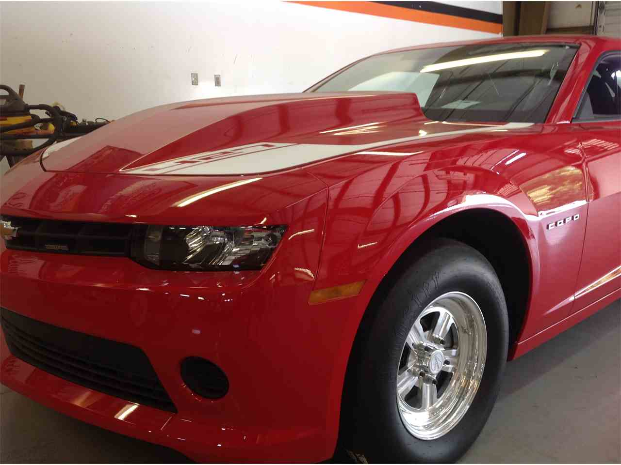 2015 chevrolet camaro copo for sale cc 743893. Black Bedroom Furniture Sets. Home Design Ideas