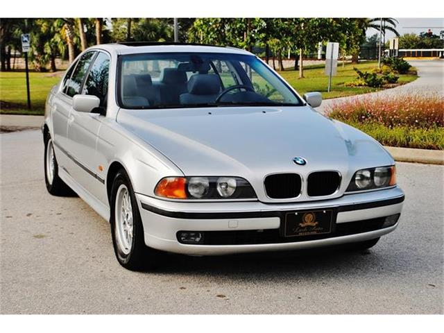 2000 BMW 5 Series | 743964