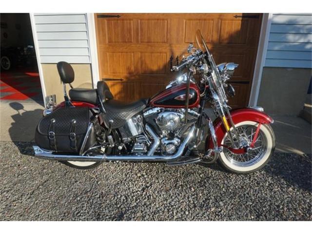 2001 Harley-Davidson Heritage Springer Anniversary | 743975