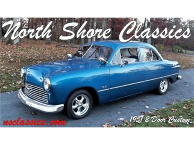1951 Ford Custom | 744034