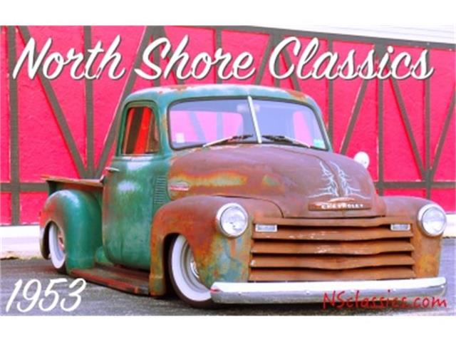 1953 Chevrolet 3100 | 744037