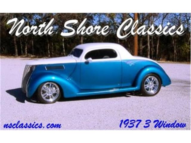 1937 Ford 3-Window Coupe | 744038