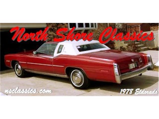 1978 Cadillac Eldorado | 744039