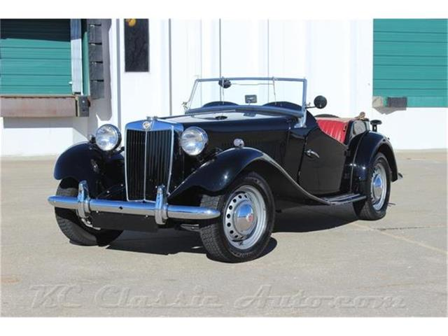 1952 MG TD Restored to perfection | 744141