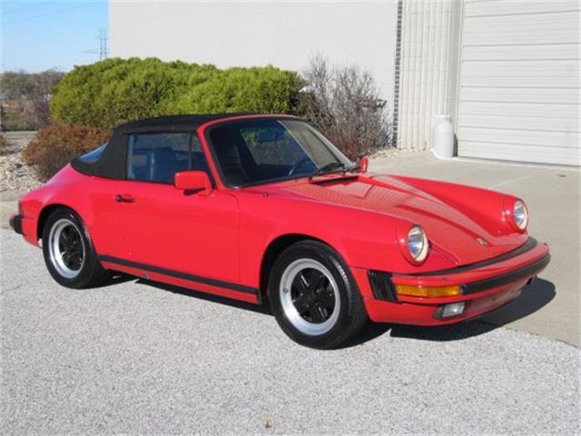 1984 Porsche 911 Carrera | 744146