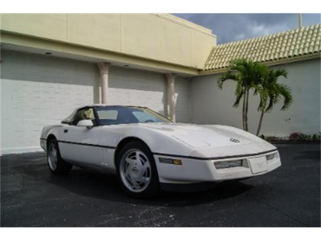 1988 Chevrolet Corvette | 744478