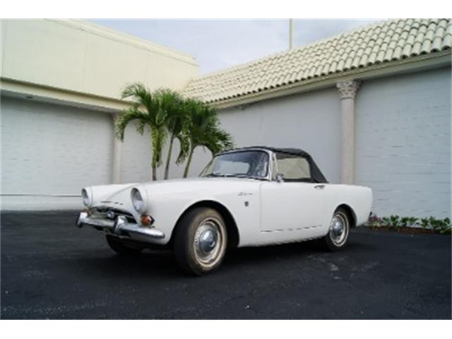 1966 Sunbeam Alpine | 744480