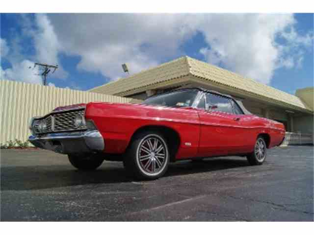1968 Ford Galaxie | 744482