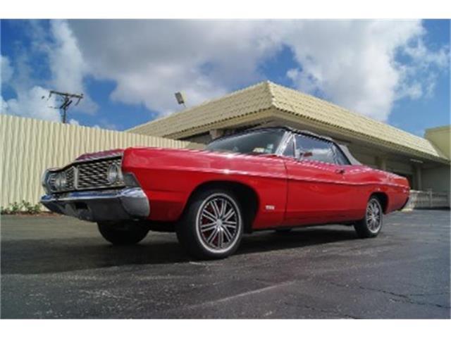 1968 Ford Galaxie | 744482