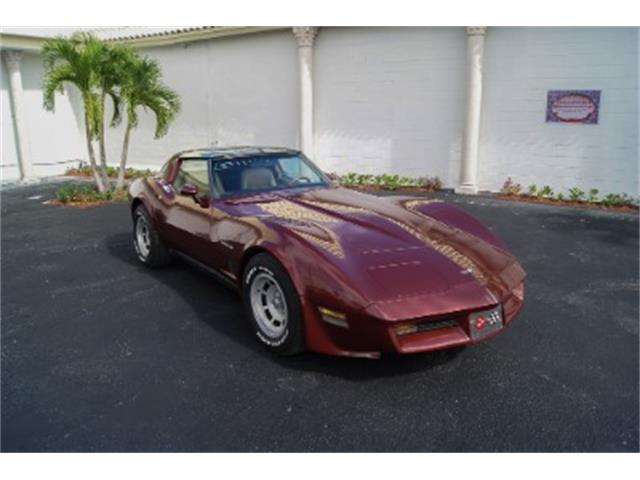 1982 Chevrolet Corvette | 744485