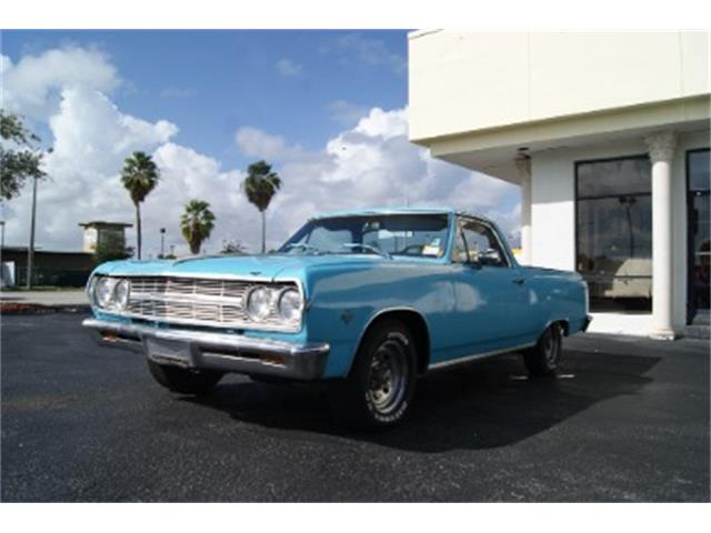 1965 Chevrolet El Camino | 744486