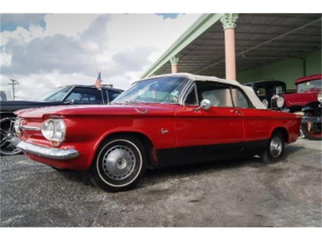 1963 Chevrolet Corvair | 744487