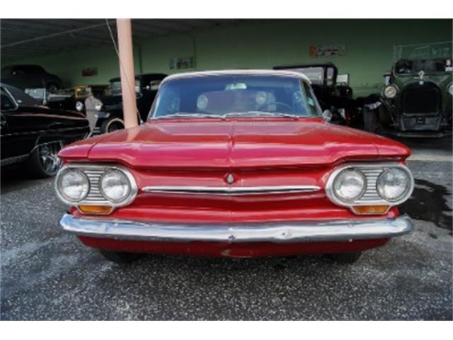 1963 Chevrolet Corvair | 744487