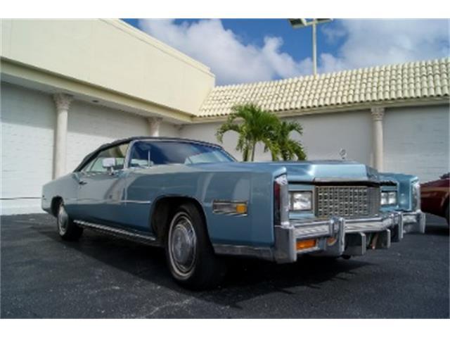 1976 Cadillac Eldorado   744490