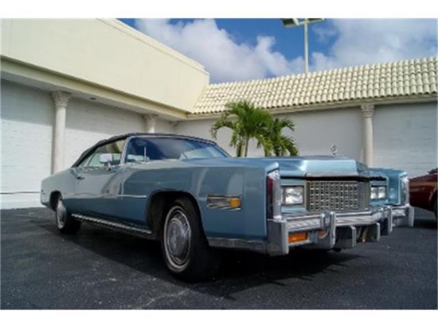 1976 Cadillac Eldorado | 744490
