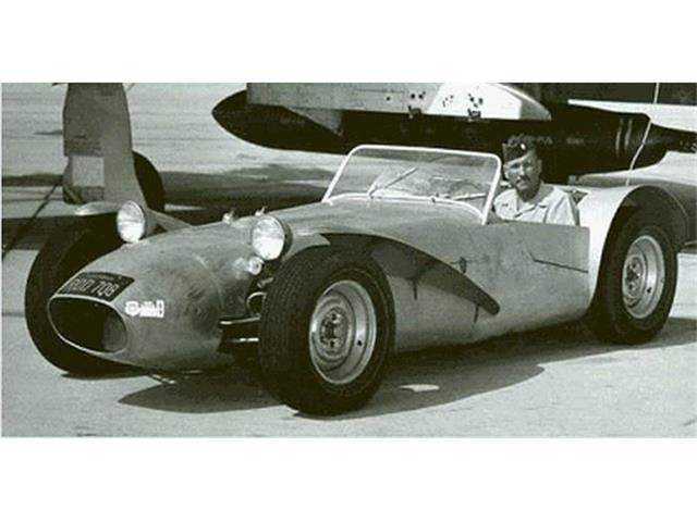 1961 Lotus Seven | 744510