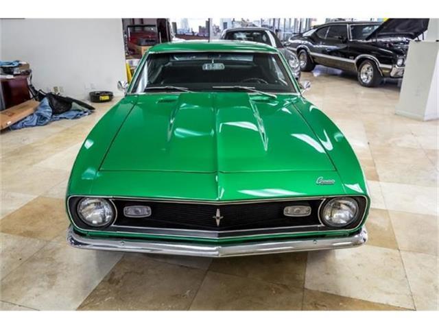 1968 Chevrolet Camaro | 744516