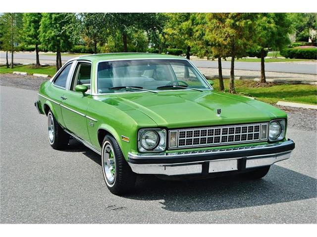 1976 Chevrolet Nova | 744534