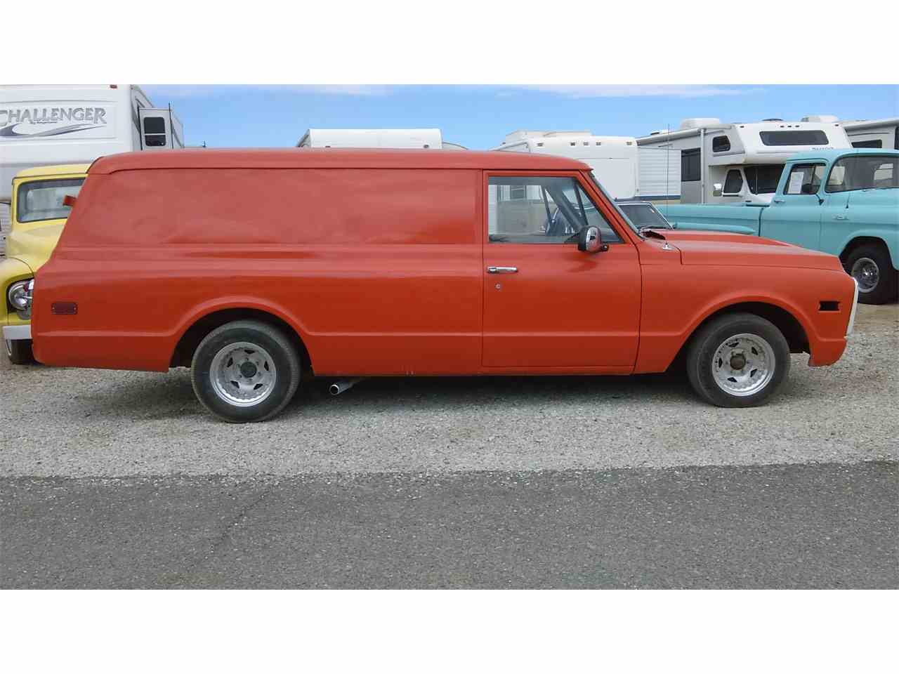 Large Picture of '69 Panel Truck - FYHR
