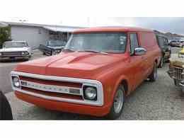 1969 Chevrolet Panel Truck for Sale - CC-744543