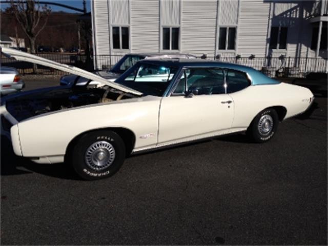 1968 Pontiac GTO | 744565