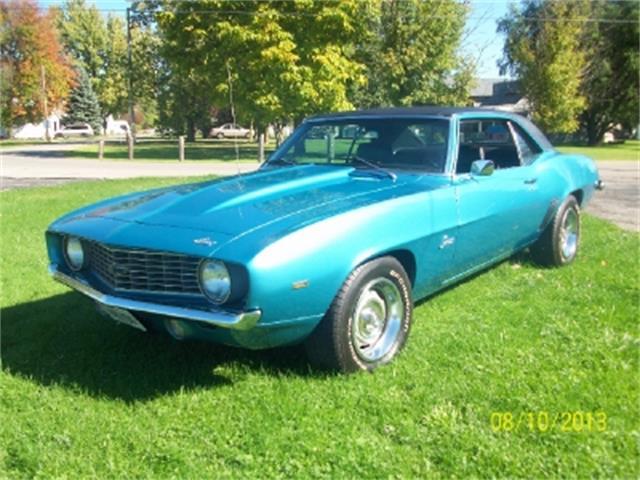 1969 Chevrolet Camaro | 744566