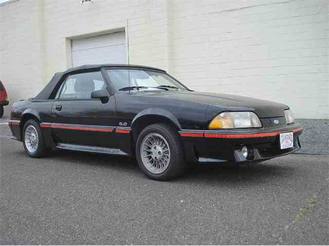1988 Ford Mustang | 744578