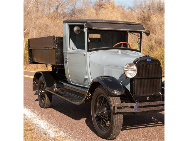 1928 Ford Model A | 744632
