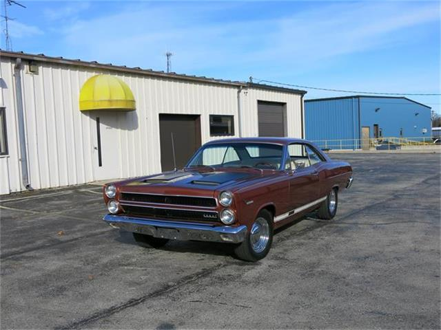 1966 Mercury Cyclone GT | 744647