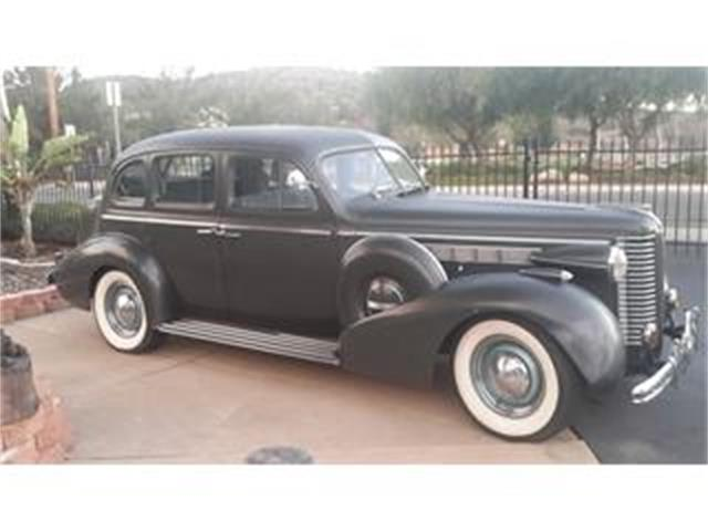 1938 Buick Special Deluxe | 744671