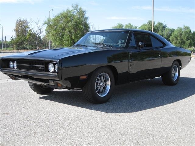 1970 Dodge Charger   744676