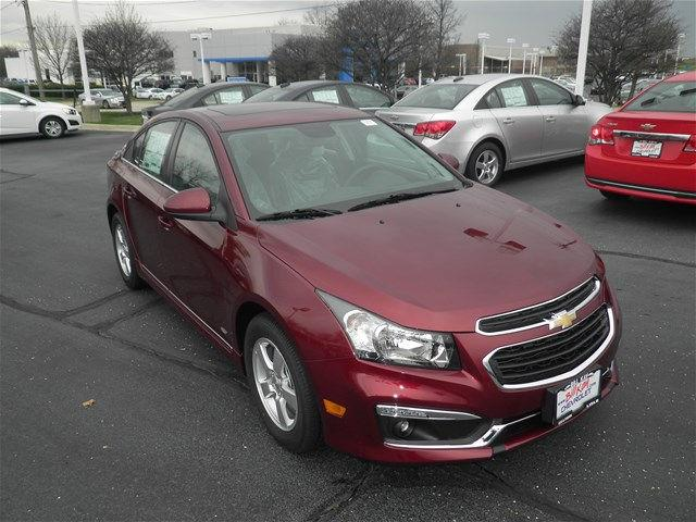 2016 Chevrolet Cruze Limited | 744679