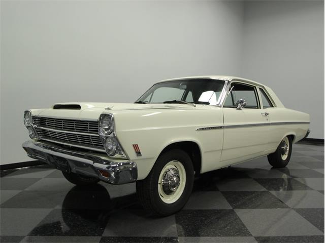 1966 Ford Fairlane Lightweight Tribute | 744691