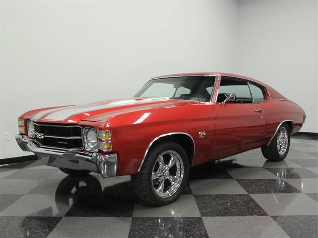 1971 Chevrolet Chevelle SS | 744692