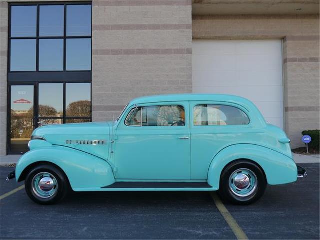1939 Chevrolet Deluxe | 744715