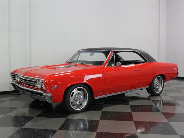 1967 Chevrolet Chevelle | 744749